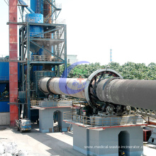 Cement Making Rotary Kiln for Cement Industry